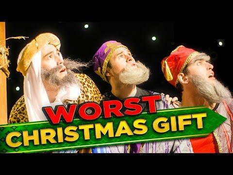 Nejhorší dárek na první Vánoce