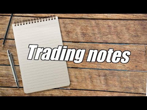 Betfair Trading Notes