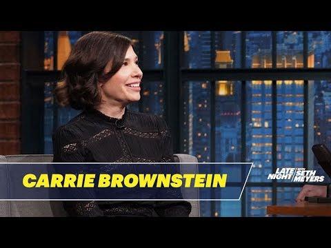 Carrie Brownstein Reflects on Portlandia's Final Season