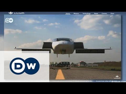 В Германии показали электросамолет с вертикальным взлетом - DomaVideo.Ru