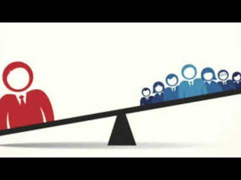 Ineficiencia de la desigualdad ética