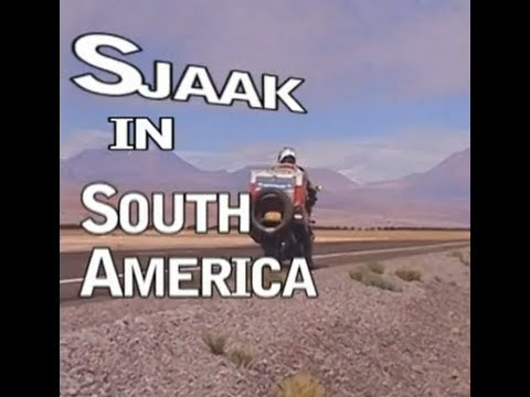 Extreme Travel Sjaak Around the World R1 SOUTH AMERICA  Clymer Yamaha R1 advrider Video