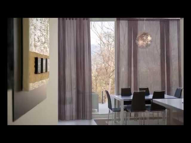 Negozio tende per interni cucina soggiorno camera da   virtual ...