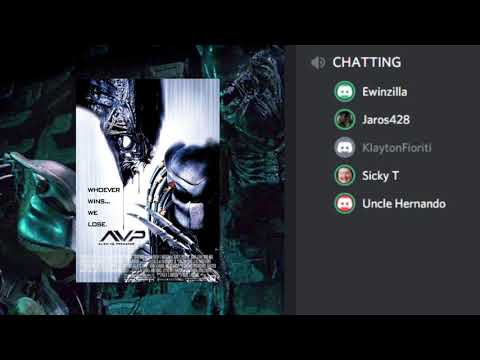 AVP: Alien vs. Predator (2004) Commentary