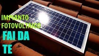 Video Impianto fotovoltaico con pochi euro... MP3, 3GP, MP4, WEBM, AVI, FLV Desember 2018