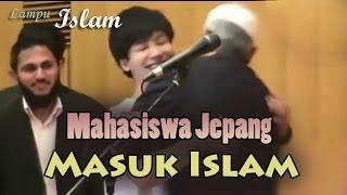 Video Mahasiswa Jepang Memeluk Dr. Zakir Naik dan Masuk Islam MP3, 3GP, MP4, WEBM, AVI, FLV Februari 2018