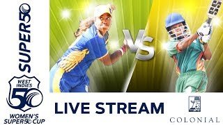 LIVE Barbados vs Windwards   Colonial Medical Insurance Women's Super50 Cup 2019