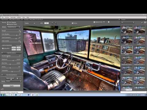 Photomatix Pro 5.0 Tutorial