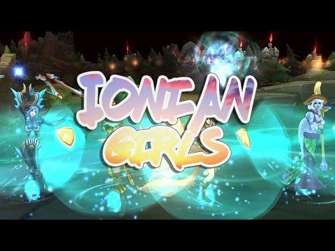Instalok - Ionian Gurls