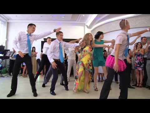 Поздравление танец на свадьбу