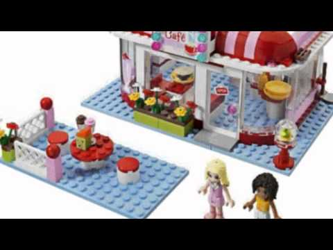 Video Video ad for the Friends City Park Cafe 3061