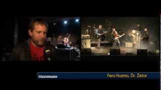 Video DR. ZETOR, REPORT relácia BABYLON, TV CENTRAL nov 2013