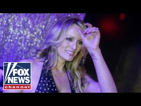 Stormy Daniels cashes in on President Trump sex scandal