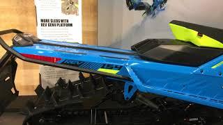 1. 2018 Ski-Doo Summit X 850 ETEC 154
