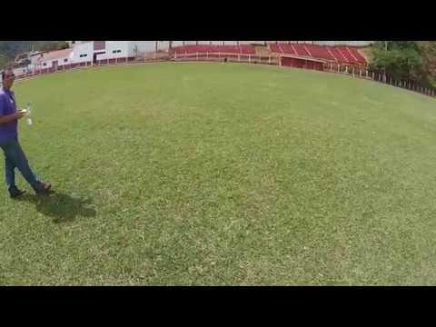 Campo de Futebol em Paraibuna
