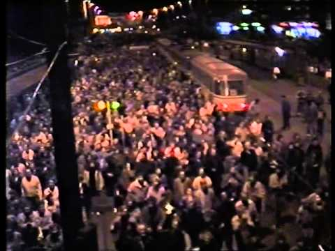 Leipzig 1989: Montagsdemonstration Leipzig 16.10. 1989