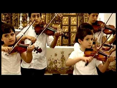 Canciones Populares Españolas, arreglos para violín y piano. Escuela Turina. Sevilla. España
