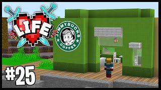 JIMMYBUCKS HAS HIT THE BEACH TOWN!!   Minecraft X Life SMP   #25