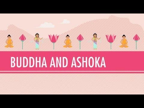 Buddha und Ashoka