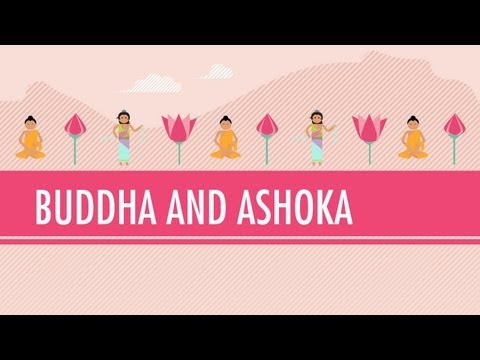 Video Buddha and Ashoka: Crash Course World History #6 download in MP3, 3GP, MP4, WEBM, AVI, FLV January 2017