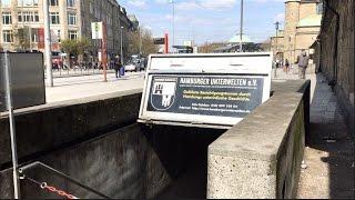 Tiefbunker Steintorwall   Interview mit Sören Kempe, Hamburger Unterwelten