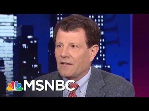 Kristof: President Trump Tweets 'Pour Gasoline' On Feud With North Korea   The Last Word   MSNBC