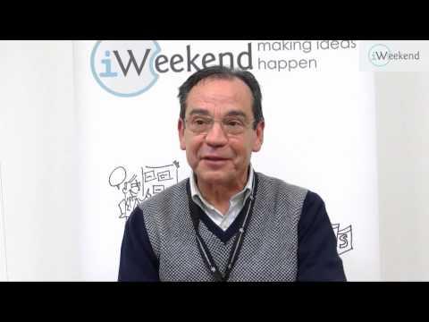 Entrevista Rafael Sánchez. Proyecto Trencallums. iWeekend-Valencia 2013