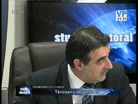 Emisiunea Studio electoral – Nicolae Alexandri, Virgil Guran și Bogdan Nica – 29 octombrie 2014