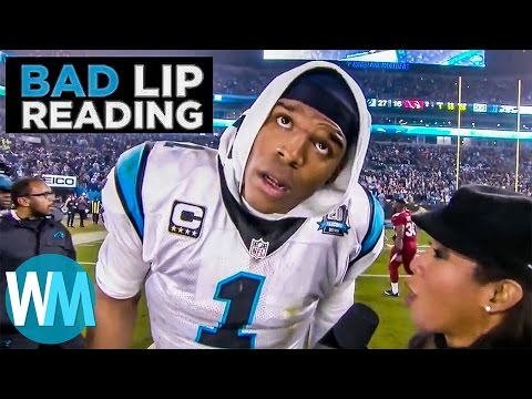 Top 10 Most HILARIOUS Bad Lip Reading Videos