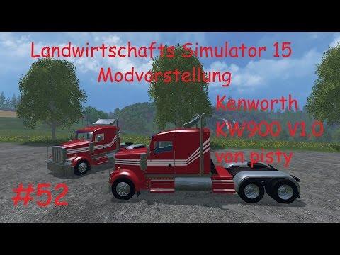 Kenworth kw900 v2.0