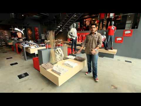PUMA   Worlds First Sustainable Retail Store | Video