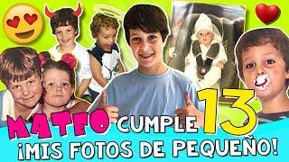 MATEO cumple 13 años!!! Le queremos FELICITAR con este vídeo especial con fotos y vídeos desde pequeñito! Deseadle un FELIZ CUMPLE a MATEO Haack!***SUSCRÍBETE GRATIS aquí  http://goo.gl/IkkfYy  *** *** Suscríbete también al RESTO DE NUESTROS CANALES, ¡Te encantarán!:* HOY NO HAY COLE: http://www.youtube.com/ocioeducativo* AVENTURAS MÁGICAS: http://www.youtube.com/juegaconelpato* FACTORIA DE DIVERSION: http://www.youtube.com/factoriadediversion* JUEGA CON CLODETT: https://www.youtube.com/juegaconclodett * TOP TIPS & TRICKS IN 1 MINUTE: http://www.youtube.com/toptips*** SÍGUENOS EN:WEB: http://www.hoynohaycole.comFACEBOOK: http://www.facebook.com/hoynohaycoleTWITTER: http://www.twitter.com/hoynohaycoleINSTAGRAM: http://www.instagram.com/hoynohaycole @hoynohaycole, @mateo_the_boss_374, @bossatronio_hugo, @ladypecas