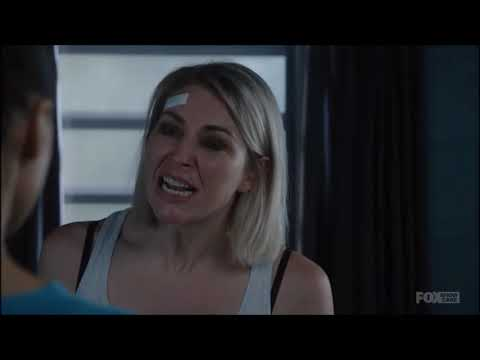 Allie finds the phone & confronts Judy - Wentworth Season 8 Episode 10