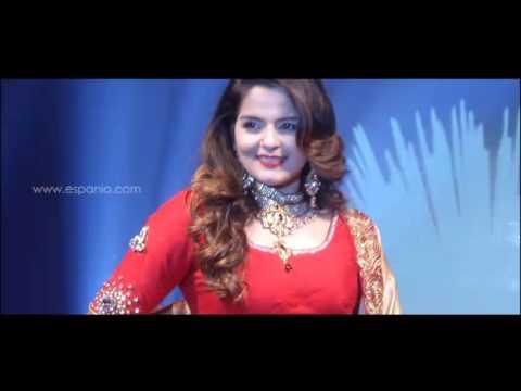 Malayalam Actress Roma Amp Junaid Shaik Immam Siddique Ramping On Kerala Fashion League Season 3