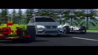 Seat Leon - As Ready As You Are