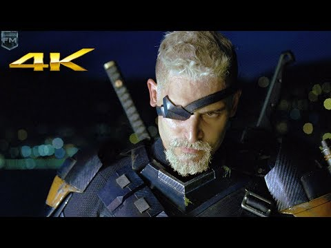 Lex Luthor & Deathstroke | Justice League 4k SDR