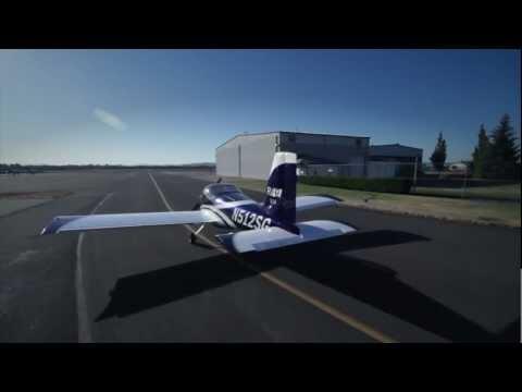 Van's Aircraft RV-12 SLSA (from Van's site)