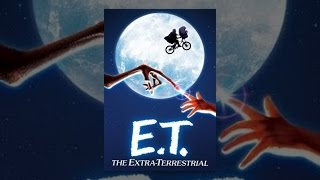 "Journey back to the magic and adventure of ""one of the great American films"" (Leonard Maltin) with E.T. The Extra-Terrestrial, the ..."