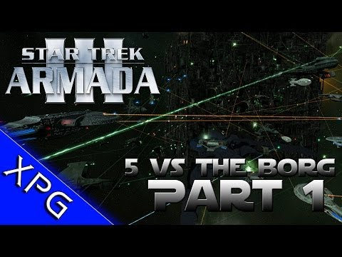 STAR - Episode 1 of my Star Trek Armada 3 LetsPlay... In this series I play the Klingon Defense force trying to defend the Alpha Quadrant from a Massive Borg incurs...