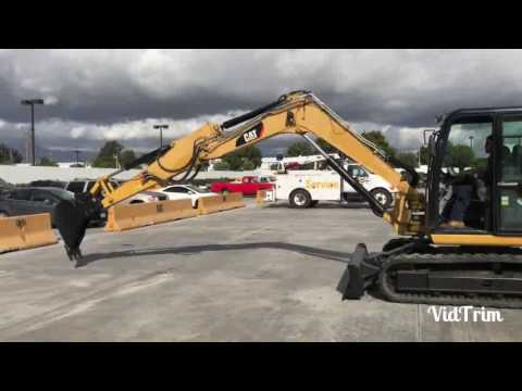 CATERPILLAR ESCAVADEIRAS 308E CRSB equipment video 8Nvydf7QpuE