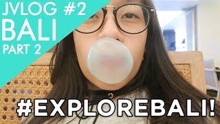 Video JVLOG #2: Pusing nunggu Dara belanja! Bali part 2 MP3, 3GP, MP4, WEBM, AVI, FLV Agustus 2017