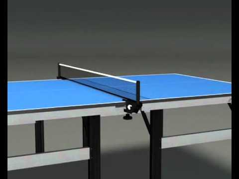 Cornilleau Table Tennis Competition Range
