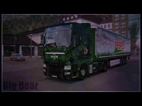 Volvo FH12 has been updated to version 1.25.x