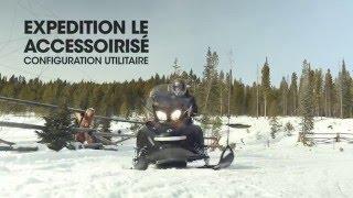 7. Ski-Doo 2016 - Expedition LE accessoirisé