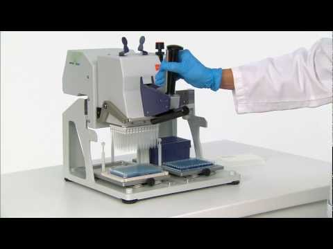 Liquidator96 pipetting system from RAININ