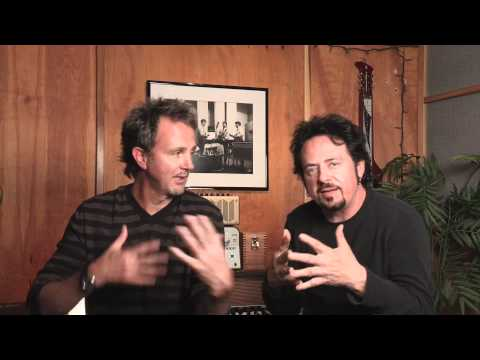 Steve Lukather & CJ Vanston LUKE'S NEXT RECORD - Episode 2