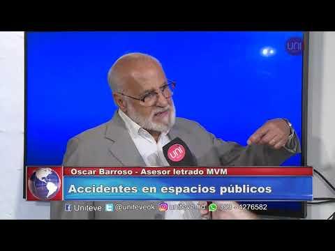 ACCIDENTES EN ESPACIOS PÚBLICOS