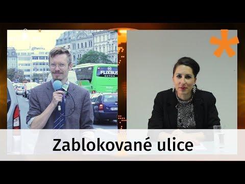 Zprávy Auto*Matu - Neuvěříte, co blokuje dopravu v Praze