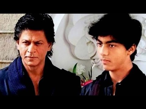 Shah Rukh Khan Praises His Son Aryan Khan On Twitter