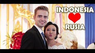 Video WEDDING VIDEO   MENIKAH DENGAN BULE RUSSIA   PERNIKAHAN BULE RUSIA DENGAN WANITA INDONESIA MP3, 3GP, MP4, WEBM, AVI, FLV Oktober 2018